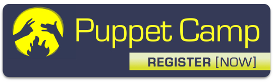 PuppetCamp Register Now