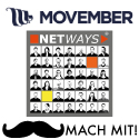 Movember Grafik Blog