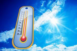 Temperatur-Ueberwachung