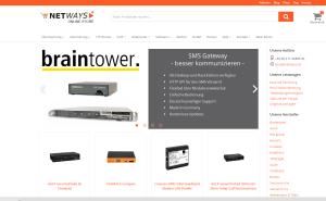 NETWAYS Online Store