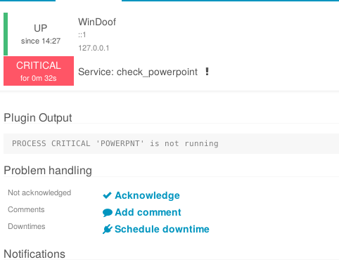 Monitoring Powershell scripts with Icinga 2 | NETWAYS GmbH
