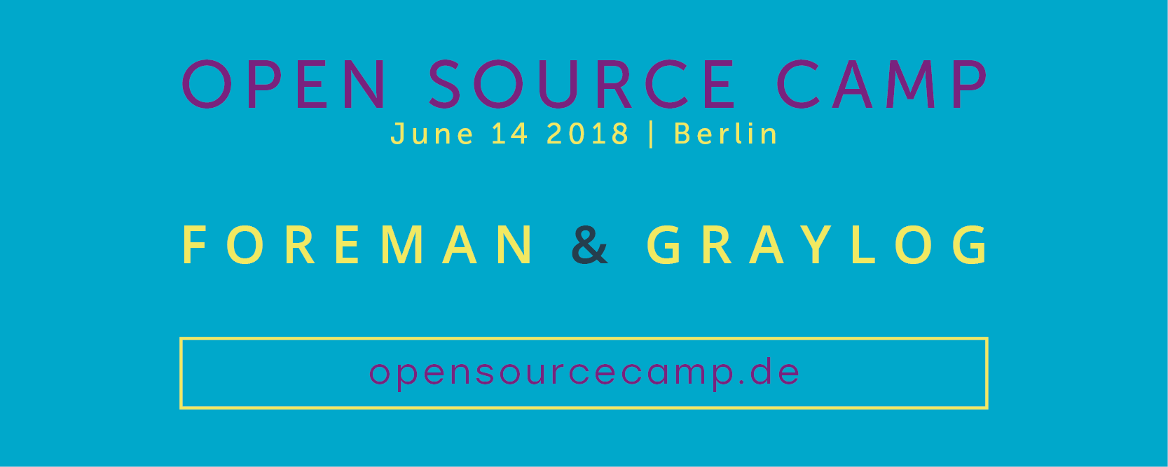 Open Source Camp Issue #1