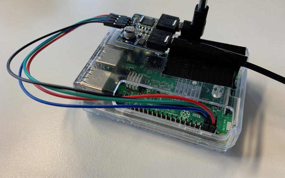 FM Empfänger mit dem Raspberry Pi 3