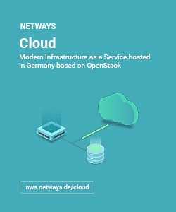 NETWAYS Web Services - Cloud, Apps, MyEngineer