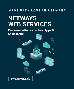 NETWAYS Web Services - Professional Infrastructure, Apps & Engineering