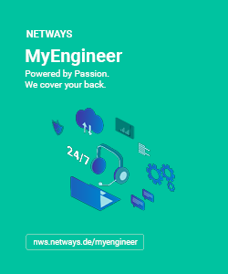 NETWAYS MyEngineer