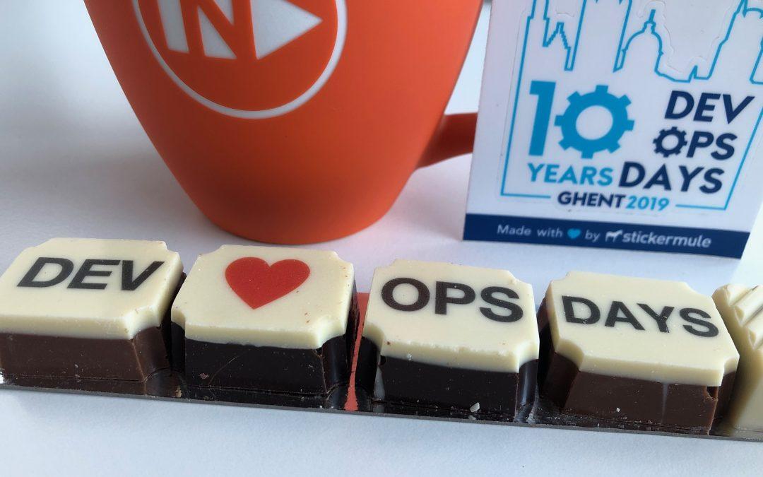 DevOpsDays Ghent: Celebrating 10 years DevOps culture