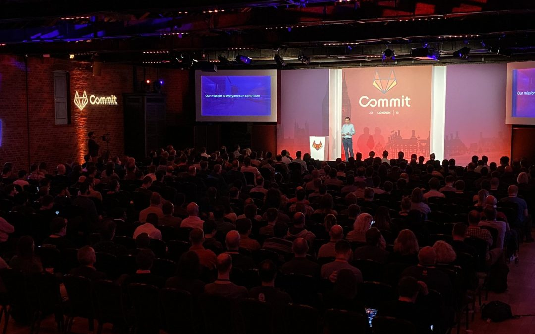 GitLab Commit London Recap