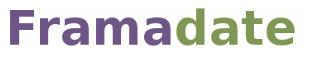 Azubiprojekt für das erste Lehrjahr: Framadate!