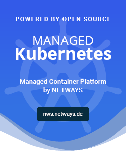NETWAYS Managed Kubernetes