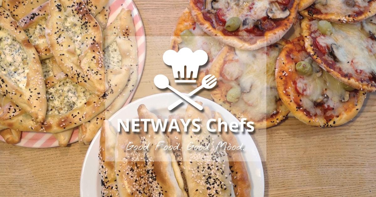 NETWAYS Chefs- Afeef backt Fatayer