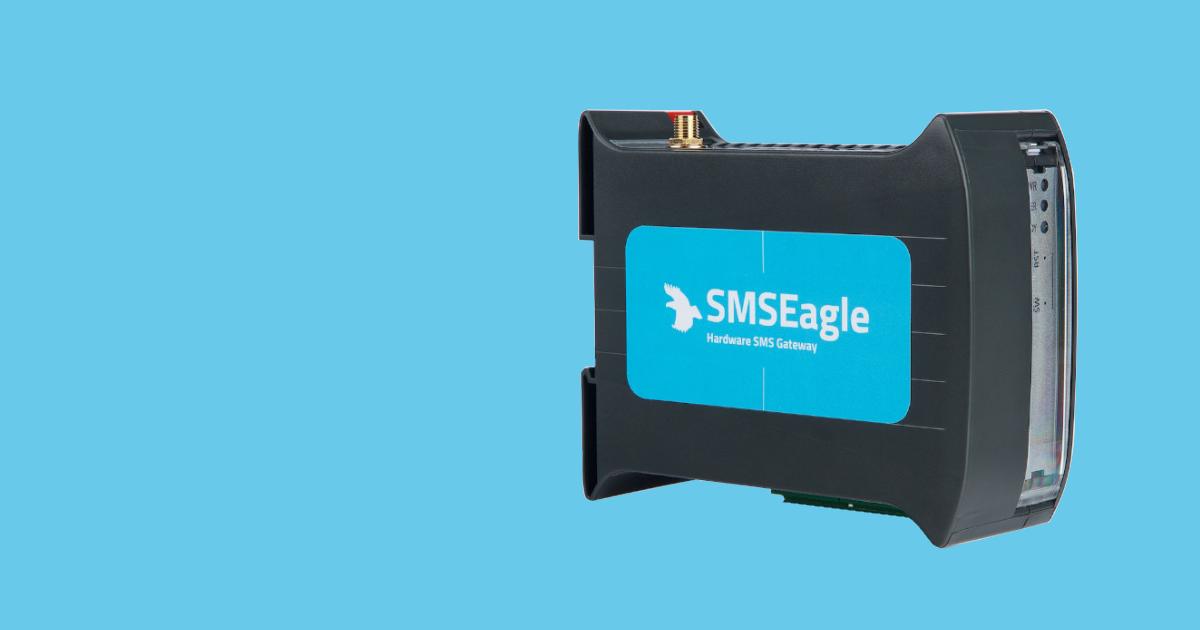 SMSEagle: Längere Garantiepakete