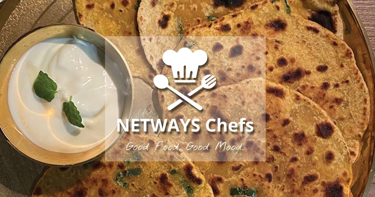 NETWAYS Chef – Keya macht Paratha