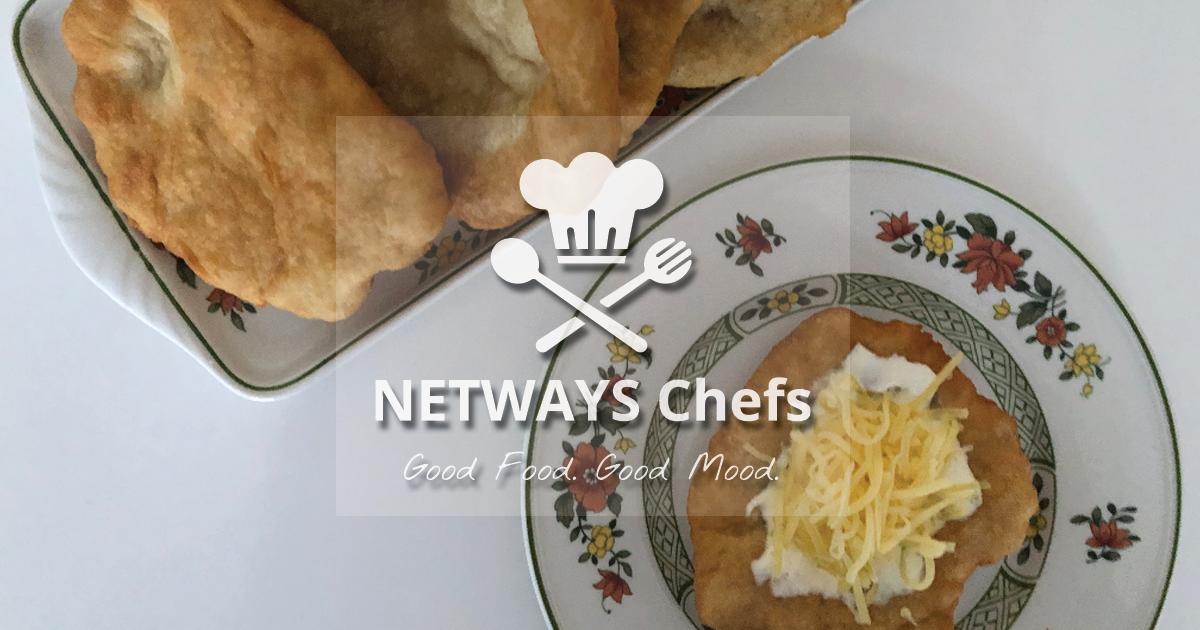 NETWAYS Chefs – Jessica macht Lángos