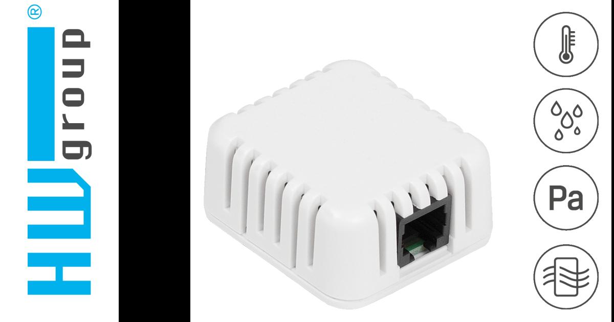 NEU: HW group Sensor-Boxen jetzt erhältlich!