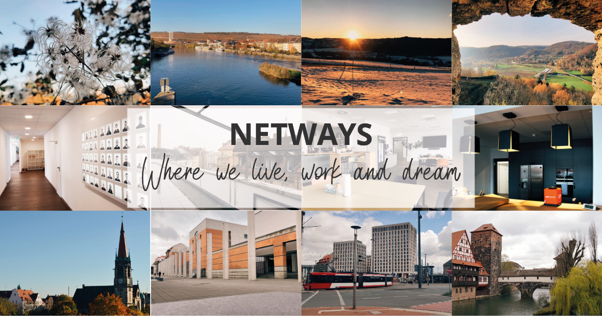 Azubi-Projektwoche – NETWAYS: where we live, work and dream.