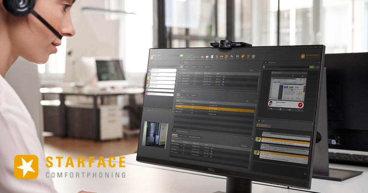STARFACE Software Version 7 jetzt verfügbar!