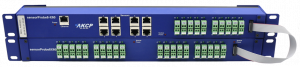 sensorProbe8-X60 Rack-Montage