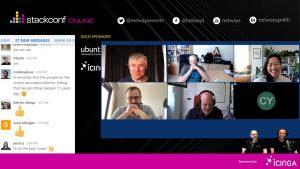 panel discussion screenshot