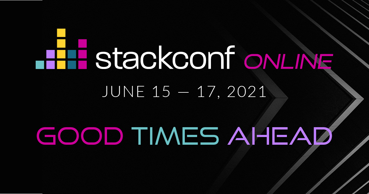 stackconf: 14 Days left! Get Ready!