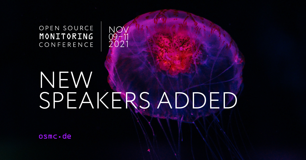 New Speakers + How To Join The Sold Out OSMC 2021